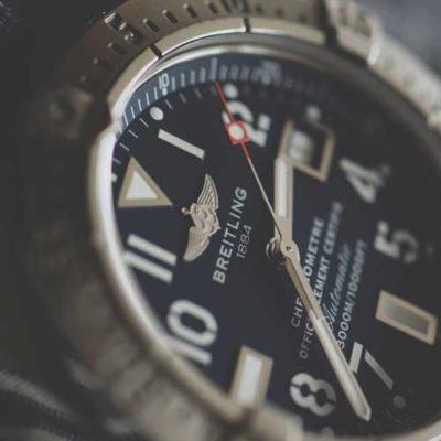 Hochwertige Armbanduhr