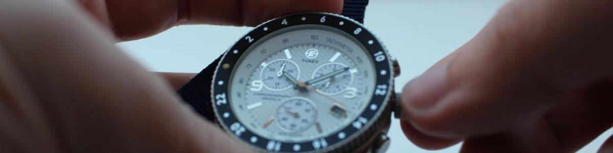 Armbanduhr Test